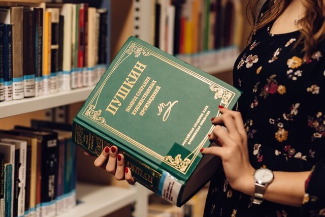 book_woman