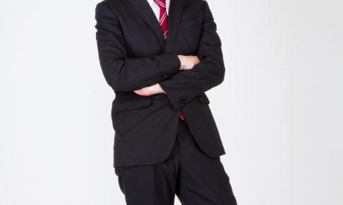 男性_ビジネススーツ