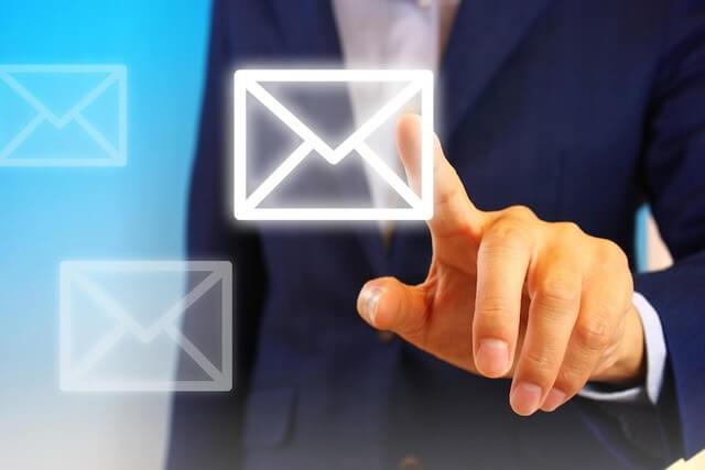 ビジネスメール